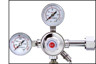 Pro Series Double Gauge Two Product CO2 Regulator