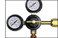 Commercial Grade Dual Gauge Regulator