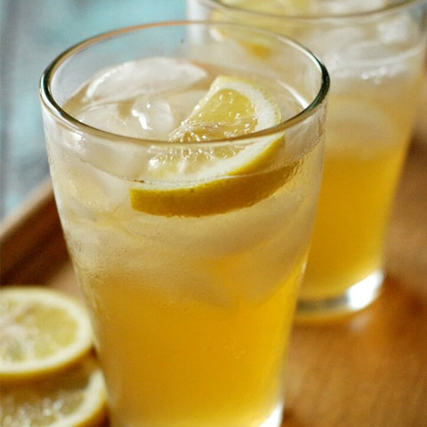 Citruc-Honey Beer Shandy - Cocktail Recipes