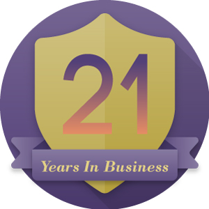 Over 20 years in business