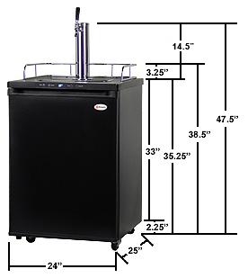 Kegco K209B-2