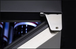 Flush Fit Integrated Built-In Design