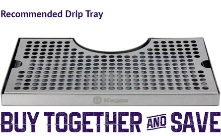 Recommended Drip Tray