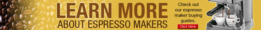 Espresso Maker Buying Guides