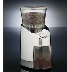 Capresso Low-Speed Conical Burr Grinder