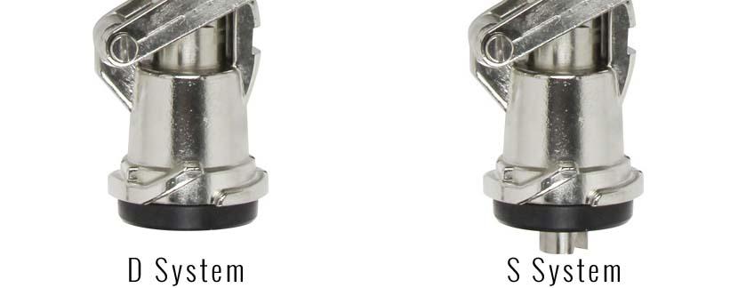D System vs. S System Pump