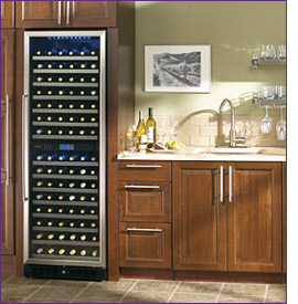 Danby Built-in Wine Refrigerator