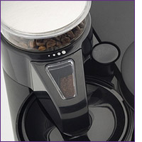Built-in Coffee Grinder