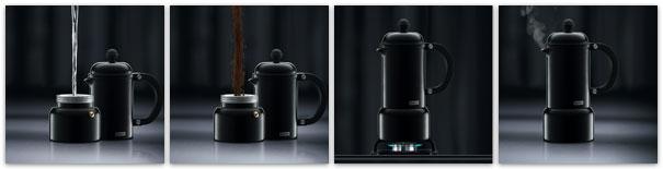 Espresso Maker Instructions