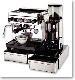 Espresso Maker and Grinder