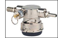 Lever Handle Keg Coupler