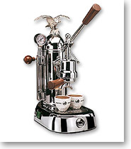 Lever-Style Manual Espresso Machine