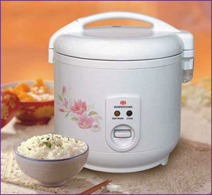 Photo of Sunpentown SC-0720 4-Cup Rice Cooker