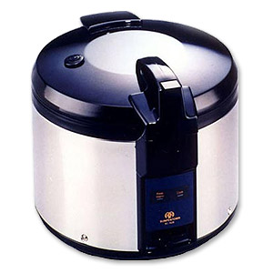 Photo of Sunpentown SC-1626 26-Cup Rice Cooker
