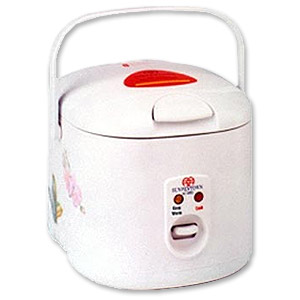Photo of Sunpentown SC-1631 3-Cup Rice Cooker