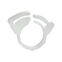 Plastic Reusable Clamp for 5/16 Inch ID Tubing