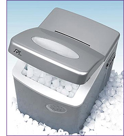 Photo of Sunpentown IM-100 Portable Ice Maker