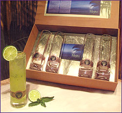 Photo of Cork Pops Mojito Gift Set