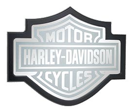 Photo of Harley-Davidson Bar & Shield Mirror