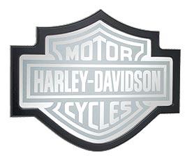 Photo of Harley-Davidson Bar & Shield Mirror