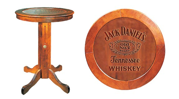 Photo of Jack Daniel's Pub Table