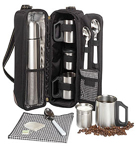 Photo of   Vienna Coffee & Tea Tote for Two