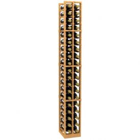 Enlarge Allavino 2 Column Individual 38 Bottle Wood Wine Rack