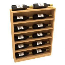 Enlarge Allavino Vertical End Display For Waterfall Wine Rack