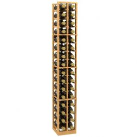 Enlarge Allavino 2 Column 32 Individual Bottle Magnum and Champagne Wood Wine Rack