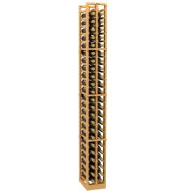 Enlarge Allavino 2 Column 46 Individual Splits (Half Bottle) Wood Wine Rack
