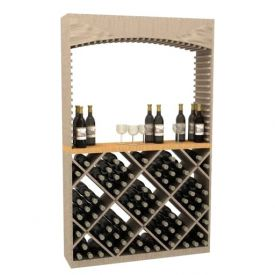Enlarge Allavino Diamond Wine Bin Table Top