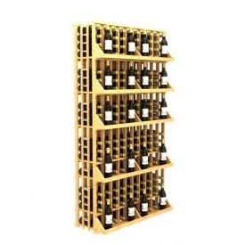 Enlarge Allavino Commercial Horizontal Display 240 Bottle Wood Wine Rack