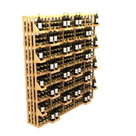 Enlarge Allavino Commercial Retail Stacker Five Column 520 Bottle Wood Wine Rack
