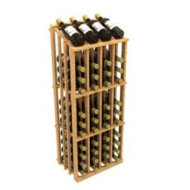 Enlarge Allavino Commercial Aisle 52 Botte Wood Wine Rack