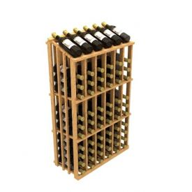 Enlarge Allavino Commercial Aisle 78 Bottle Wood Wine Rack