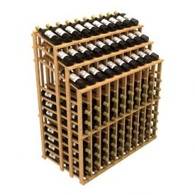 Enlarge Allavino Commercial Triple Aisle 220 Bottle Wine Rack