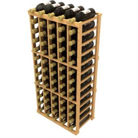 Enlarge Allavino Stackable Five Column 60 Bottle Wood Wine Rack