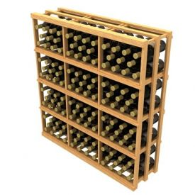 Enlarge Allavino Stackable Rectangular 144 Bottle Wine Bin
