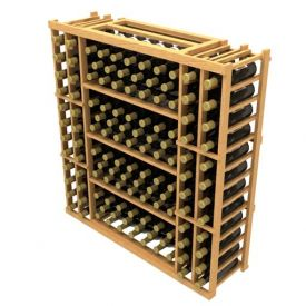 Enlarge Allavino Stackable Case 48 Bottle Wood Wine Rack