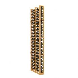 Enlarge Allavino Double Deep 1 Column 38 Bottle Wood Wine Rack
