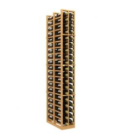 Enlarge Allavino Double Deep 2 Column 76 Bottle Wood Wine Rack