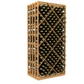 Enlarge Double Deep Lattice Diamond Bin