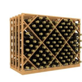 Enlarge Double Deep Small Lattice Diamond Bin