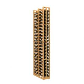 Enlarge Allavino Double Deep Splits 2 Column 92 Bottle Wine Rack