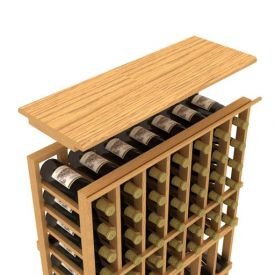 Enlarge Allavino 6 Column Top Shelf