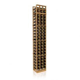 Enlarge Allavino 7' Three Column 63 Bottle Standard Wood Wine Rack