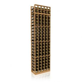 Enlarge Allavino 7' Five Column 105 Bottle Standard Wood Wine Rack