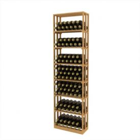 Enlarge Allavino Lattice Rectangular Wood Wine Bin