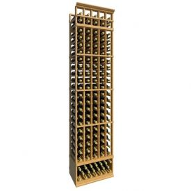 Enlarge Allavino 8' Five Column 115 Bottle Standard Wood Wine Rack