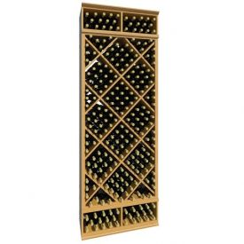 Enlarge Allavino 8' Diamond Wood Wine Storage Bin